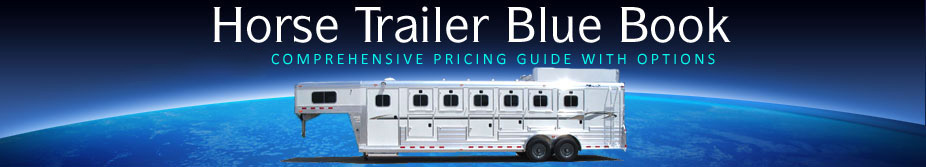 Horse Trailer Blue Book